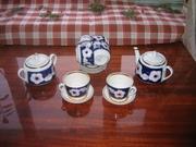 Чайный сервиз,  14 предметов