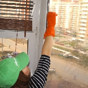Блестящая уборка помещения после ремонта,  уборка коттеджей