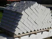 Блоки кирпич силикатные